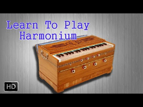 Learn to Play Harmonium - Fingering Techniques - Basic Lessons for Beginners - Harmonium Basics