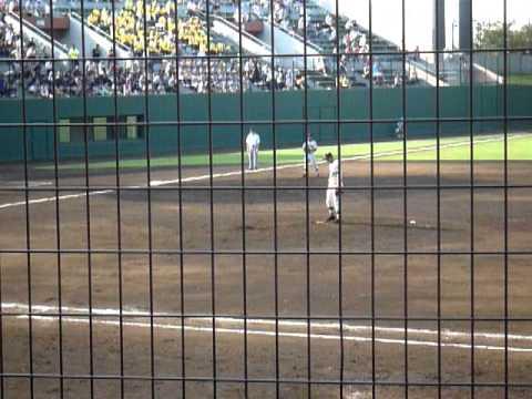 齋藤健汰投手(横浜高校)