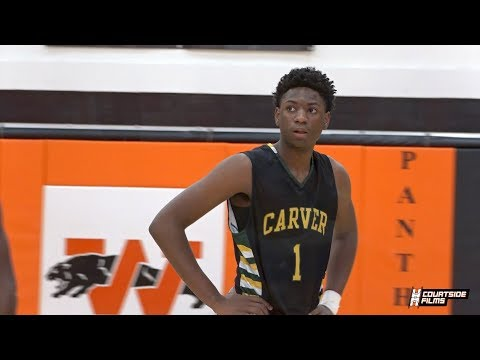 Class of 2019 Jaykwon Walton Scores 26 Points In Washington Tournament of Champions Opener!