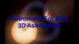 Astronomy For Kids - 3D Astronomer