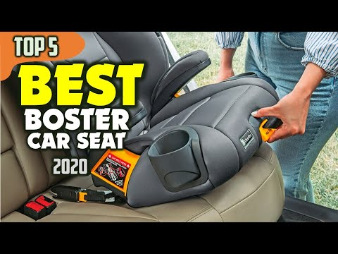 BEST BOOSTER CAR SEAT (2020) — Top 5