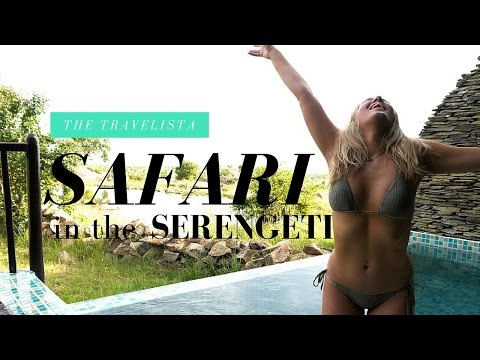 Safari in The Serengeti | The Travelista