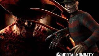 Mortal Kombat X Mobile -  Actualización 1.11 Navidad - Freddy Krueger / Shao Khan