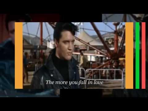 Elvis Presley -  Big Love Big Heartache with lyrics