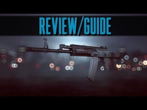 Battlefield 4 Weapon Review/Guide - Assault Rifles (AK-12)