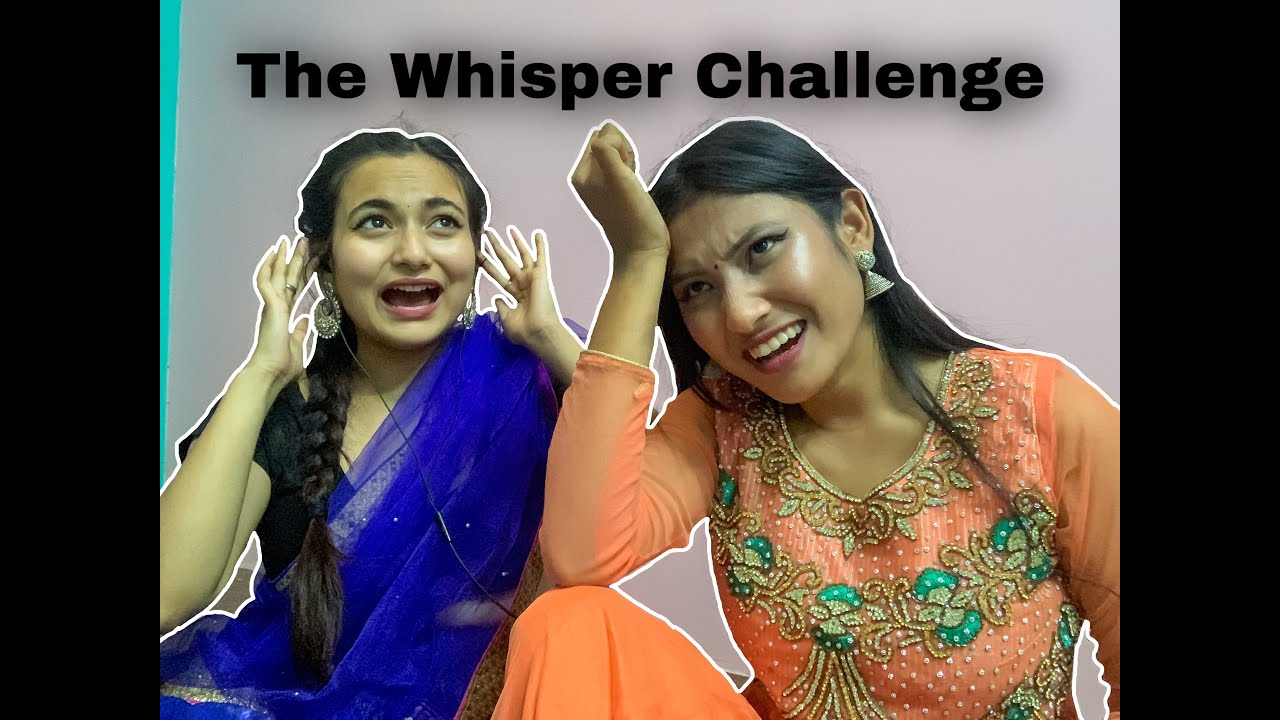 The Whisper Challenge | *My Ears Hurt* ~ The Essence Of Life (Read Description)