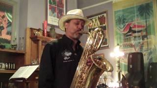 Saxgourmet Baritone Saxophone with Breeze Cayolle