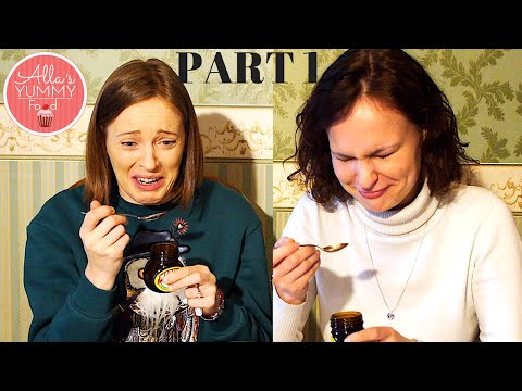 EPISODE 1   Latvians trying British Food First Time