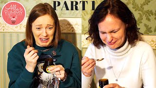 EPISODE 1 | Latvians trying British Food First Time