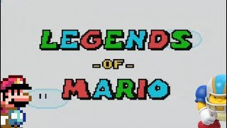LEGENDS OF MARIO