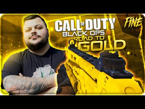 Road To Gold Kuda : FINALMENTE ORO ??!!! [Black Ops 3]