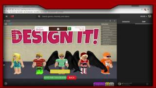 [LIVE] [ROBLOX] Design It! and More