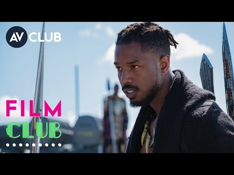 Black Panther   Discussion & Review   Film Club