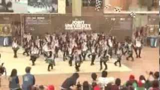 2013 joint u mass dance poly danso freshmen dooklyn university