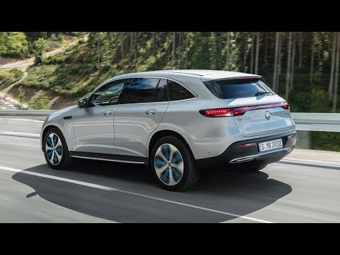 Mercedes-Benz EQC: первый электрический кроссовер