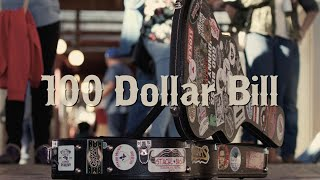 Jack Barksdale | 100 Dollar Bill | Music Video