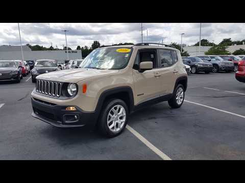 2016 Jeep Renegade Latitude 4WD For Sale Cleveland OH 20751P
