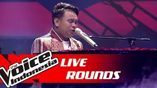 King - How Deep Is Your Love (Bee Gees) | Live Rounds | The Voice Indonesia GTV 2018