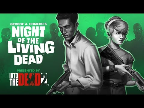 Night of the Living Dead - coming soon to Into the Dead 2