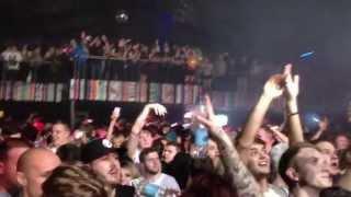 Sub Focus Tidal Wave DJ Set @ Motion NYE 2012/2013