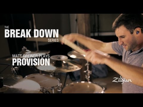 The Break Down Series - Matt Greiner plays Provision
