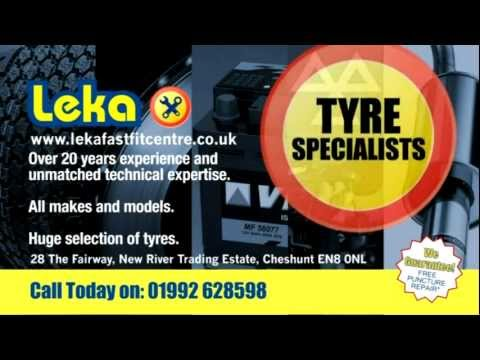 Leka Fast Fit Centre Cheshunt - The Best  for Tyres Mot and Car Service In Cheshunt