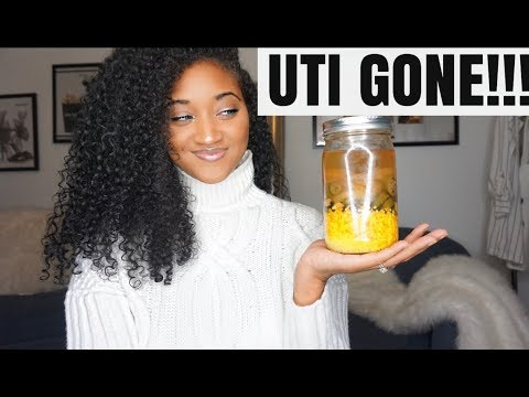 How I Got Rid of My UTI  | Victoria Victoria