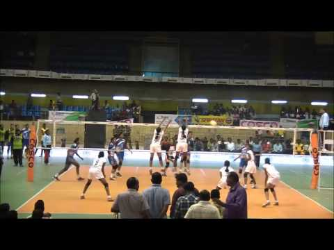 64th Indian National Volleyball Championship Women's Final: Kerala vs Railways