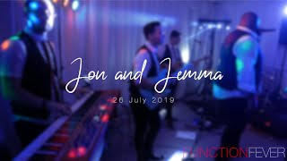 LIVE @ Jon & Jemma's Wedding | 26th July 2019