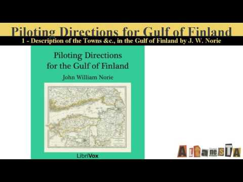 Piloting Directions for the Gulf of Finland