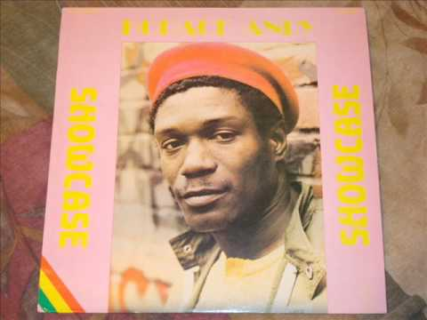 Horace Andy Babylon System - Horace Andy Showcase LP Vista Sounds - DJ APR