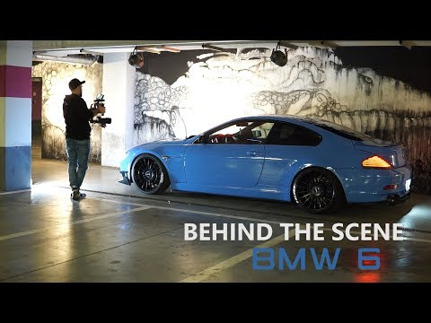 STATIC BMW 6 E63 | BEHIND THE SCENES | GO HARDER MEDIA