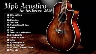 Baixar Mpb Acustico As Melhores Antigas 2019 - Mpb Romanticas