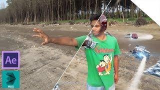 Trushart Karandikar VFX Showreel