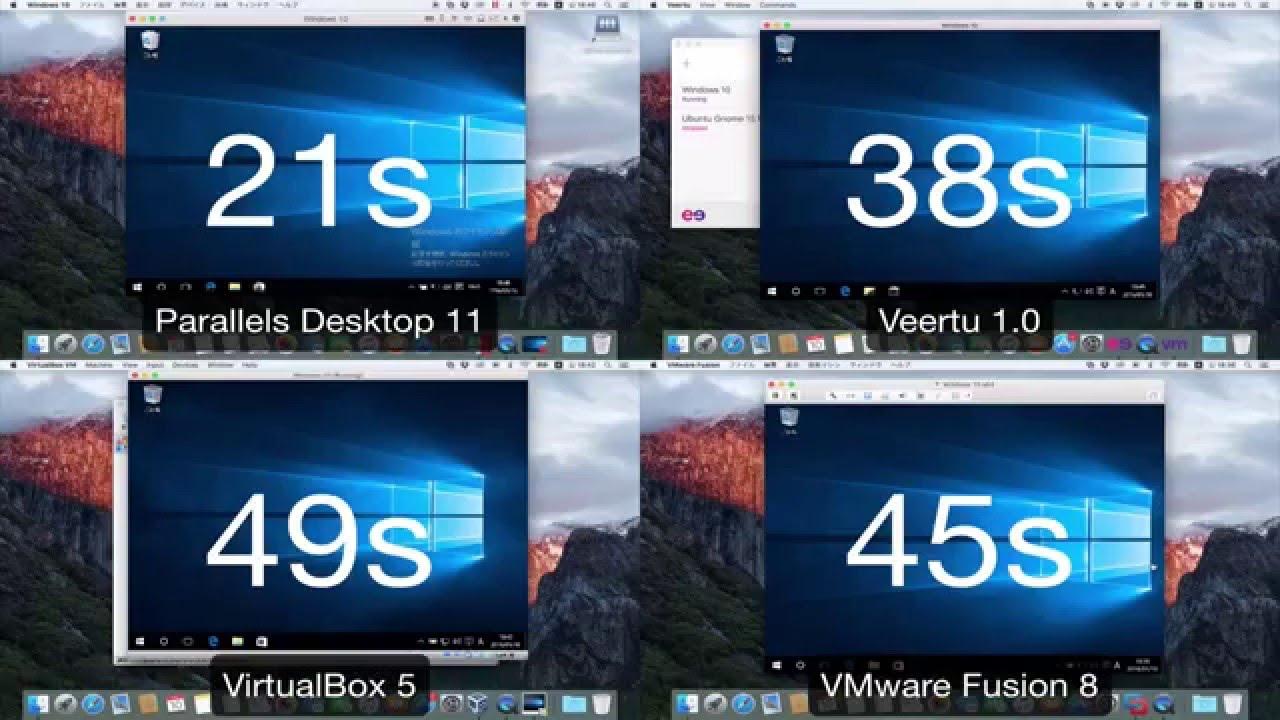 Windows 10 VM Boot Speed