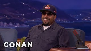 Ice Cube Got In His First Fight At Age 7  - CONAN on TBS