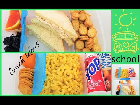 EASY LUNCH BOX IDEAS FOR SCHOOL مکتب ماشومانو خواړه ۲