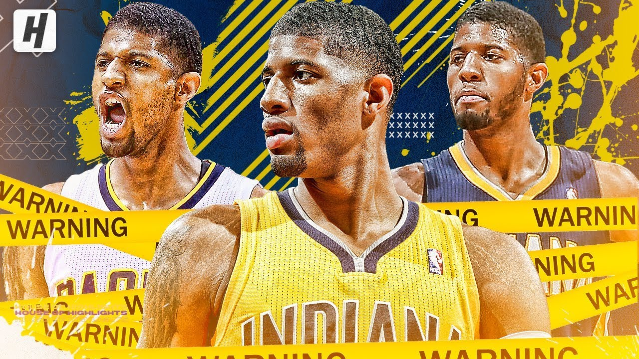 Download When Paul George BECAME A LEGIT SUPERSTAR! BEST Highlights & Plays from 2013-14 NBA Season!