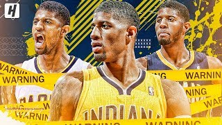 When Paul George BECAME A LEGIT SUPERSTAR! BEST Highlights & Plays from 2013-14 NBA Season!