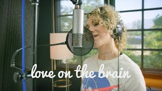 Download Mp3 Rihanna - Love On The Brain  Acoustic Cover