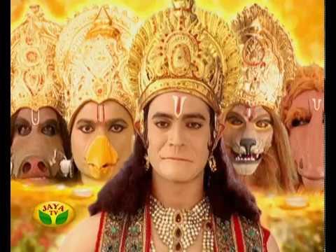Jai Veera Hanuman - Episode 662 On Tuesday,24/10/2017