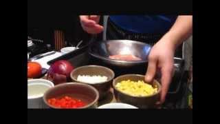 Spicy Chicken Tortilla Soup - Gluten Free