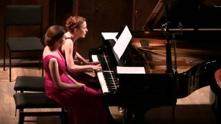 Debussy Petite Suite The Gromoglasovas Duo
