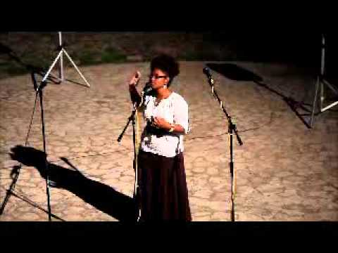 Karolyn Smith Poetry Reading at Edna Manley School for the Performing Arts