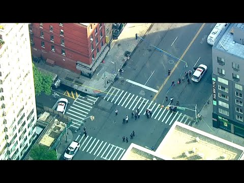 Police-involved shooting in East Village leaves 1 person wounded