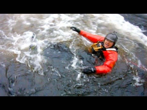White Water Safety And Rescue Training With Ray Goodwin