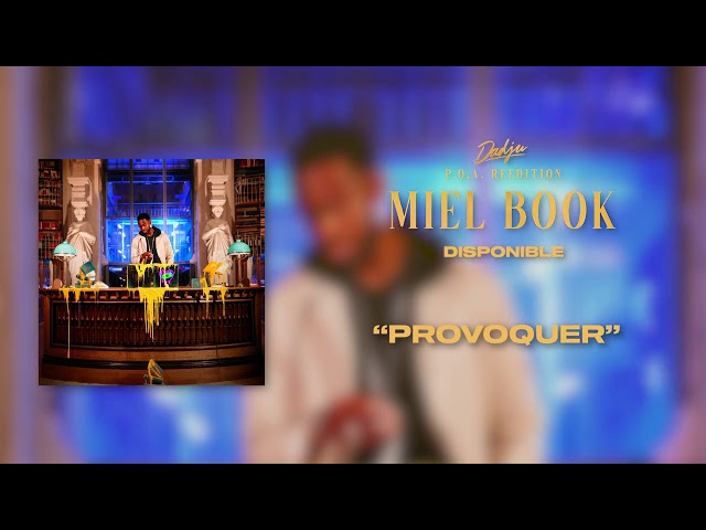DADJU - Provoquer (Audio Officiel)