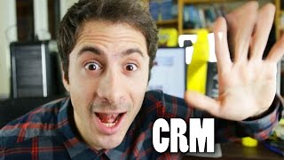 why i make videos in english   crm
