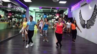 Puti Short - De la Calle by Cesar James / Zumba Cardio Extremo Cancun