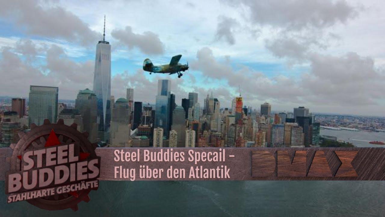 Steel Buddies 2019
